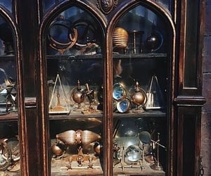 harry potter, magic, and potion image