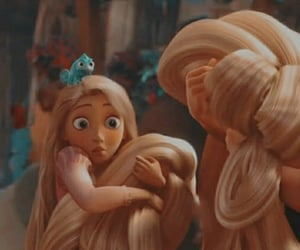 disney, disney princesses, and tangled image