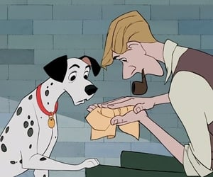 101 dalmatians, cartoons, and classics image