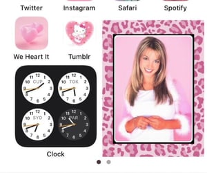 aesthetic, apple, and britney spears image