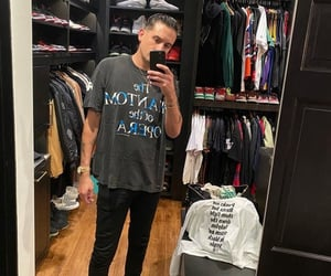 clothes, jeans, and man image