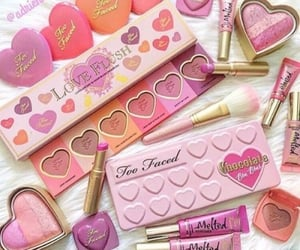 pink and too faced image