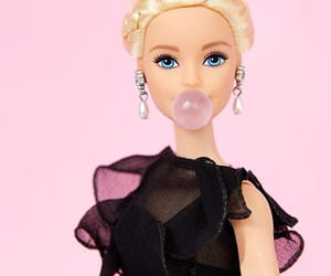 article, brands, and barbie image