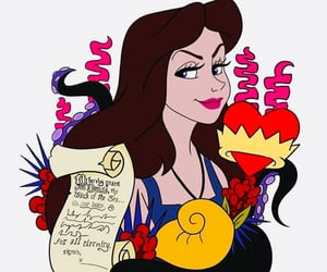 ariel, cool, and drawing image