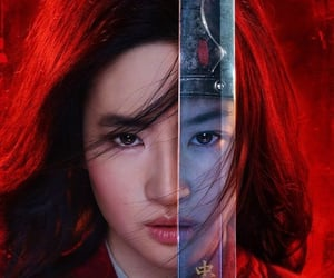 2020, mulan, and pelicula image