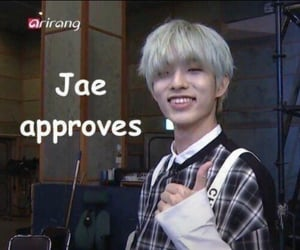 memes, jae park, and day6 image