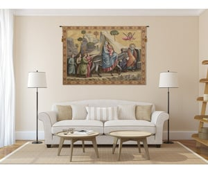 tapestry, belgian tapestry, and italiantapestry image