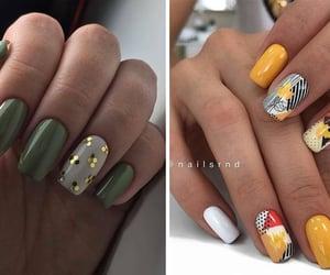 manicure, paznokcie, and stylizacja paznokci image