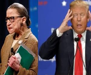 trump, president trump, and brettkavanaugh image