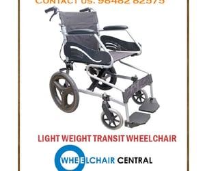 transit wheelchair online image