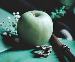 aesthetic, apple, and ravenclaw image
