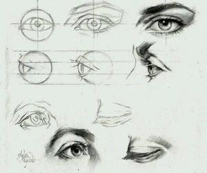 aesthetic, Easy, and eye image