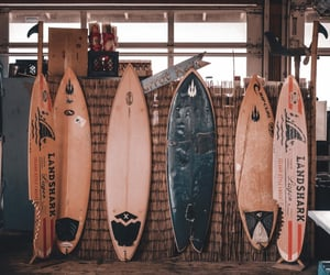 aesthetic, surf, and outer banks image