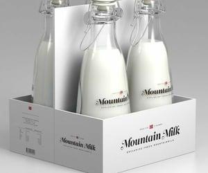 milk and white image