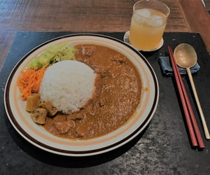 asia, cooking, and curry image