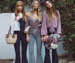 bohemian, fashion, and hippie image