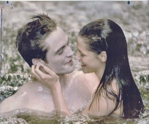 aesthetic, bella swan, and edward cullen image
