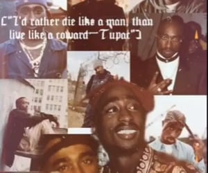 2pac, tupac, and wallpaper image
