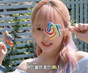 kpop, candy, and izone image