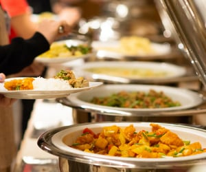catering services, indian catering services, and indian caterers image