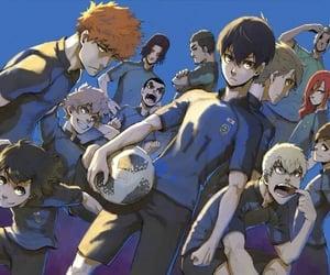 anime, asahi, and isagi image