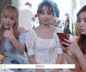 kpop, kim chaewon, and izone image