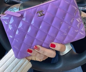 bags, chanel, and chic image