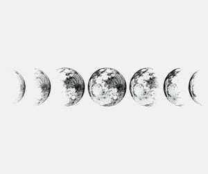 moon phases, homescreen, and ios14 image