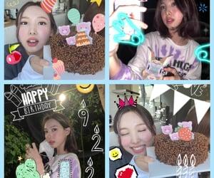 kpop, im nayeon, and birthday image