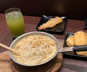 asian, tempura, and cooking image