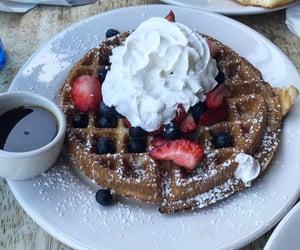 breakfast, cake, and dessert image