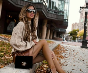 blogger, fashion, and gucci image