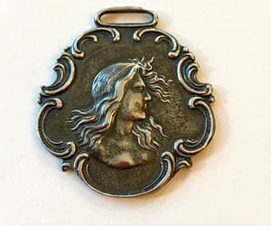 etsy, antique jewelry, and art nouveau jewelry image