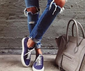 clothes, jeans, and stylish image