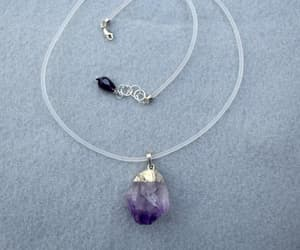 etsy, gift for her, and amethyst crystal image
