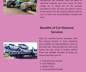 cash for cars, scrap car removal, and instant cash for cars image