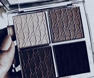 beauty, luxury, and makeup image