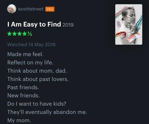 inspiration, poem, and sad image