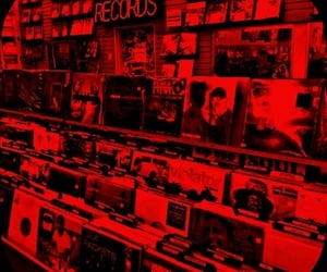 music, record, and aesthetic image