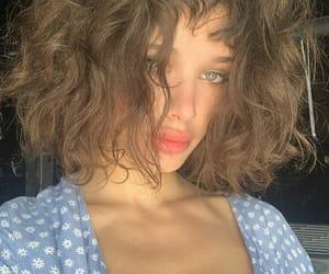 beauty, girls, and cabelo ondulado image