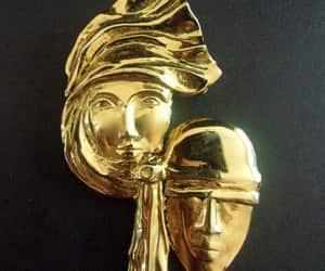 artisan, shiny gold, and sidney carron paris image