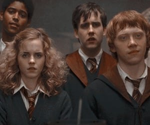 harry potter, header, and hermione granger image