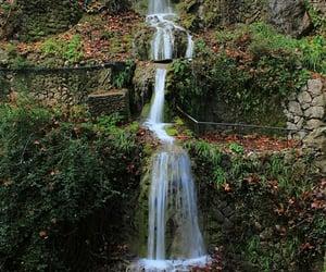 belleza, cascada, and naturaleza image