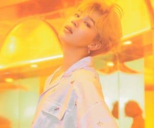korean, kpop, and yellow image