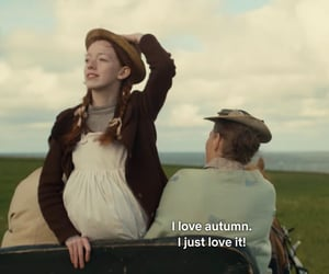 autumn and anne with an e image
