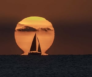 belleza, sol, and amanecer image