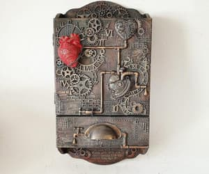 clock, etsy, and loft image
