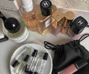 chanel, cosmetics, and perfume image