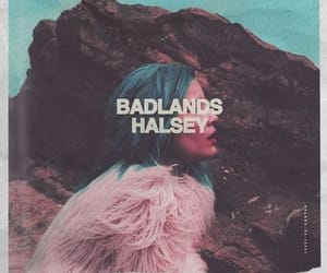 album, cd, and halsey image