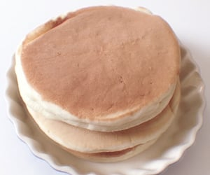 theme, pancakes, and aesthetic image